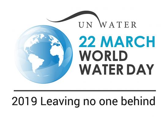 World Water Day is March 22.